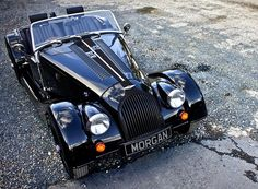 Morgan +8, Might be my favorite car
