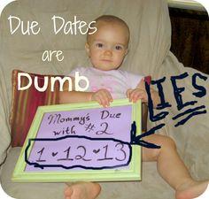 due dates are dumb