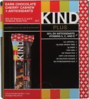 KIND Fruit and Nut Bars Plus Antioxidants 12 bars Dark Chocolate Cherry Cashew