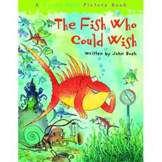 The Fish Who Could Wish by John Bush and Korky Paul@Discover Children's Story Centre(383-387 High Street, Stratford, London, E15 4QZ, United Kingdom) on 1-7 Sep, 2014 at 12:30pm-3:00pm. Join our Story Builders for beach time classics with a different story each week of the summer holidays. Category: Kids / Family | Theatre. Booking: http://atnd.it/13466-1. Price: Child: £5, Adult: £5, Family of Four: £18, Concessions/Newham Residents: £4.50, Under 2s: Free.