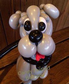 Some fun making special #balloon #dog #millersalehouse #newyork #kidseatfree Tuesday #candytwistedballoons