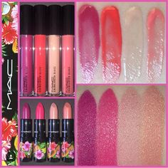 MAC's new lipsticks from the Fruity Juicy collection remind us of Starburst candy