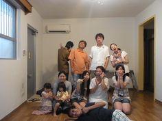 仙台からのゲストも来ていただいてのカフェイベント楽しかったなあ♪    集合写真その2です^^