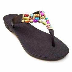 d048d4bf6814b Original Pali Hawaii Beaded Sandals ShopTheDocks.com Pali Sandals