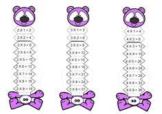 Atividade interativa multiplicação Addition Activities, Interactive Activities, Math Activities, Math Multiplication Worksheets, Maths Puzzles, Math Properties, Math Anchor Charts, School Decorations, First Grade Math