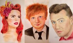 Brits Tribute, my favourite artists of the moment :)