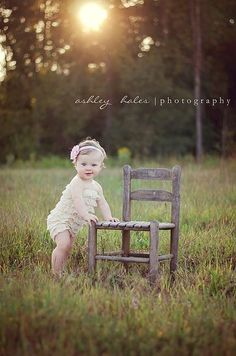 1 Year Old Photography Fall Baby Charlotte NC Photographer Toddler