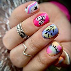 Finger Painting, Maka, Nail Designs, Nail Art, Nails, Art Inspo, Beauty, Instagram, Pretty Gel Nails
