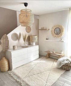 Room Ideas Bedroom, Home Decor Bedroom, Boho Living Room, Living Room Decor, Cozy Room, Home Room Design, Aesthetic Bedroom, Home Decor Kitchen, Room Inspiration