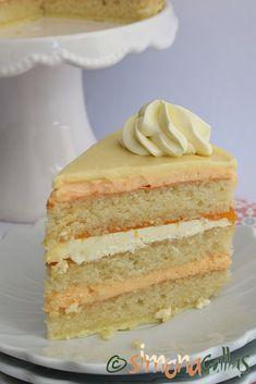 Vanilla Cake, Ice Cream, Sweet, Cakes, Deserts, No Churn Ice Cream, Candy, Cake Makers, Icecream Craft