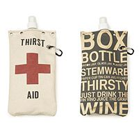 WINE AND BEVERAGE TOTES|UncommonGoods