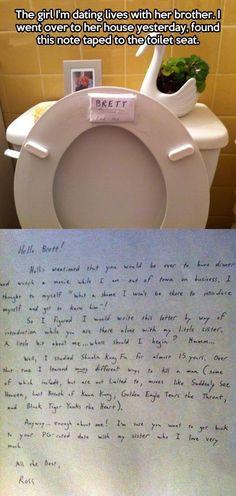 best letter ever