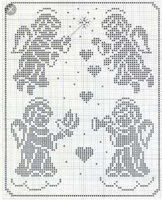 Thrilling Designing Your Own Cross Stitch Embroidery Patterns Ideas. Exhilarating Designing Your Own Cross Stitch Embroidery Patterns Ideas. Cross Stitching, Cross Stitch Embroidery, Embroidery Patterns, Crochet Patterns, Hand Embroidery, Cross Stitch Designs, Cross Stitch Patterns, Filet Crochet Charts, Cross Stitch Angels