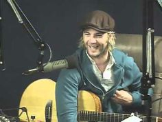 Celtic Thunder: Keith Harkin & Emmet Cahill Lauren and I - great interview, but only part 1- hope I can find the rest of it.