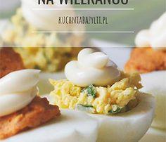 Pierś kurczaka faszerowana mozzarellą - kuchniabazylii.pl - blog kulinarny Quesadilla, Eggs, Breakfast, Food, Decor, Morning Coffee, Decoration, Decorating, Egg