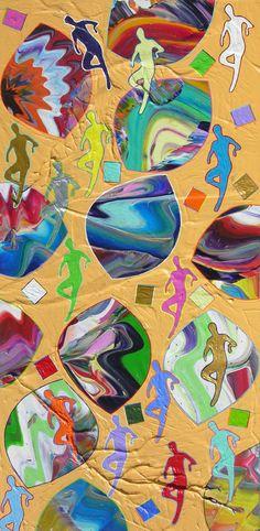 Abstract Art by Angelos Michalopoulos #angelosm #abstractart #abstract #art #decoration #homedecor #artwork #myart #myabstract #mydecor #decor #paintings #abstractart #abstraction #abstracts #artists #artificial #amazingpaintings #kanvas #artist #mygallery #artgallery
