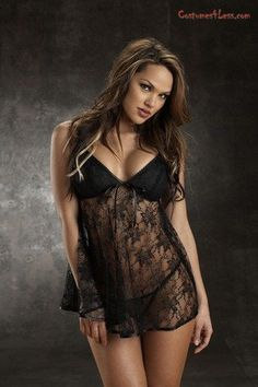 9781419d5df3b Y Fashion Sexy Lace Lingerie Sleepwear Sleep Dress Set With G-String Size  Fits Size 2 to 12 - Ajustable Spaghetti Strap. Size  Bust  Waist  Tagged  with ...