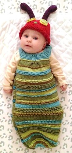 Ravelry: carolyni's Hungry Hailey Caterpillar