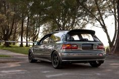 Tatt's Civic EG Hatchback | Flickr - Photo Sharing!