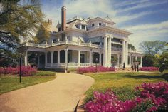 Our Southern Home: Home tours - The McFaddin-Ward House, 1906 Calder Avenue, Beaumont, Texas