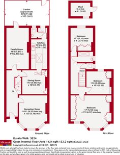 Reception Rooms, Family Room, Shed, Floor Plans, Dining Room, Flooring, How To Plan, Reception Halls, Family Rooms