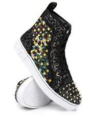 Aurelio Garcia Sneakers - Multi Colored Embellished Hi Top Sneakers-2543378 - at drjays.com Famous Stars And Straps, Pink Dolphin, Diamond Supply Co, Find Man, Sweater Boots, Men's Footwear, Dad Hats, Girls Shopping, High Top Sneakers