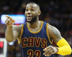 """LeBron James explains why the Cavaliers are """"a championship contender, but we're not there yet""""   cleveland.com"""