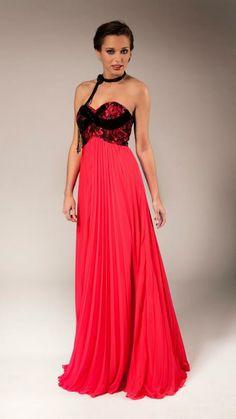 Anne-Sophie SMARTSHOPPING Prom Dresses, Formal Dresses, Bustier, One Shoulder, Anne Sophie, Collection, Color, Fashion, Evening Dresses