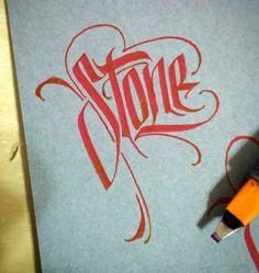 Stone by Thomas Brunton