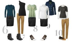 Capsule wardrobe, make your pieces work for you.The CAbi Canary - Fashion & Style Blog - CAbi