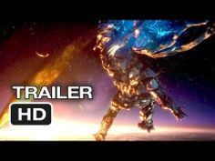 Pacific Rim Official Theatrical Trailer (2013) - Guillermo del Toro Movie HD - YouTube