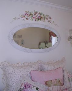 like the mirror &wall decoration