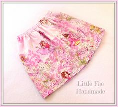 Pink Fairy Skirt Size 3