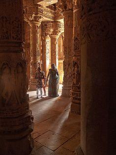 Gujarat : Modhera, Sun Temple #India