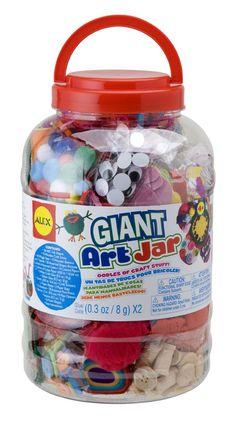 Craft Giant Art Jar