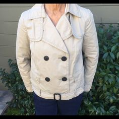 Gap jacket Cute Gap jacket.  Very good condition.  Great with jeans. GAP Jackets & Coats Utility Jackets