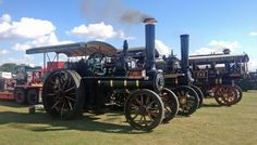 In pictures: Lincolnshire Steam and Vintage Rally 2013 - The Lincolnite