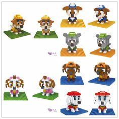 SC: PP Snow Slide - 1120-25  Diamond Micro Nano Building Blocks Action Figure boy & girl gifts #Affiliate