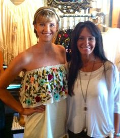 Missy Robertson. Her Top/dress!!! love!!!