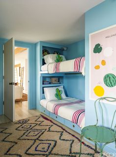500+ kids' rooms: bunk beds + built-ins ideas | bunk beds