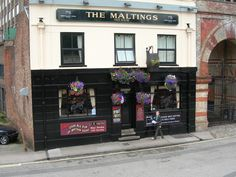 The Maltings - York. July 2005.