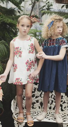 Cute dresses from Ladida.com I wouldn't mind the one on the right for myself!