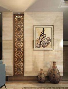 Muslim Home Interior Design Luxury Modern islamic Interior Design On Behance In 2019 – Home Design Decor, Foyer Design, Moroccan Interiors, Interior Decorating, Modern Interior Design, Home Interior Design, Interior Design, Interior Deco, Islamic Decor