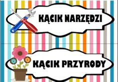 kącik narzedzi przyrody Playroom, Kindergarten, Preschool, Family Guy, Clip Art, Teacher, Education, Children, Kids Rooms