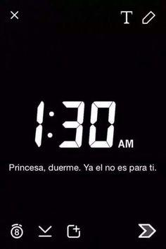 Princess , sleep. He is not for you