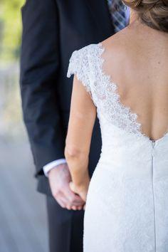 Romantic Pink & Green Wedding at Bald Head Island Club Wedding Trends, Wedding Styles, Wedding Ideas, Bridal Gowns, Wedding Gowns, Pink Green Wedding, Dream Dress, Beautiful Bride, Wedding Bells