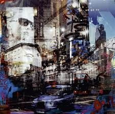 collage cedric bouteiller - Recherche Google Times Square, Collage, Google, Painting, Art, Art Background, Collages, Painting Art, Kunst