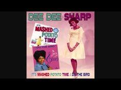 DEE DEE SHARP - MASHED POTATO TIME 1962