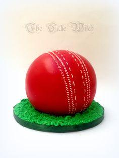 Boy Cakes, Cakes For Boys, Birthday Cakes For Men, Birthday Ideas, Cricket Cake, Cake Tutorial, Let Them Eat Cake, Cake Ideas, Easter Eggs