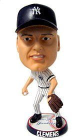 New York Yankees Roger Clemens Forever Collectibles Phathead